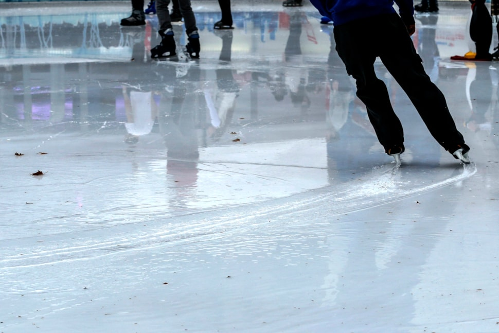 Bumper Car Ice Skating Comes To Local Rink