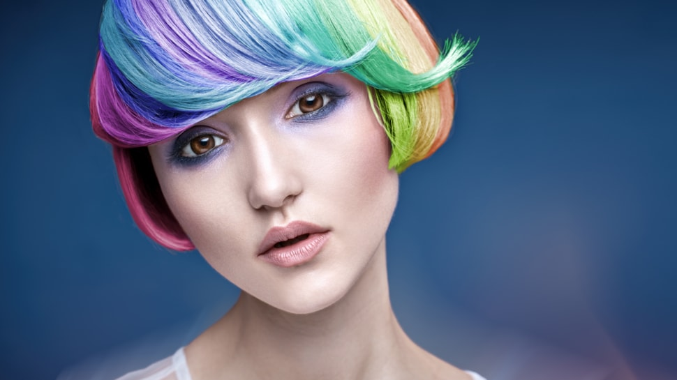 Color Changing Hair Dye Is Now A Thing
