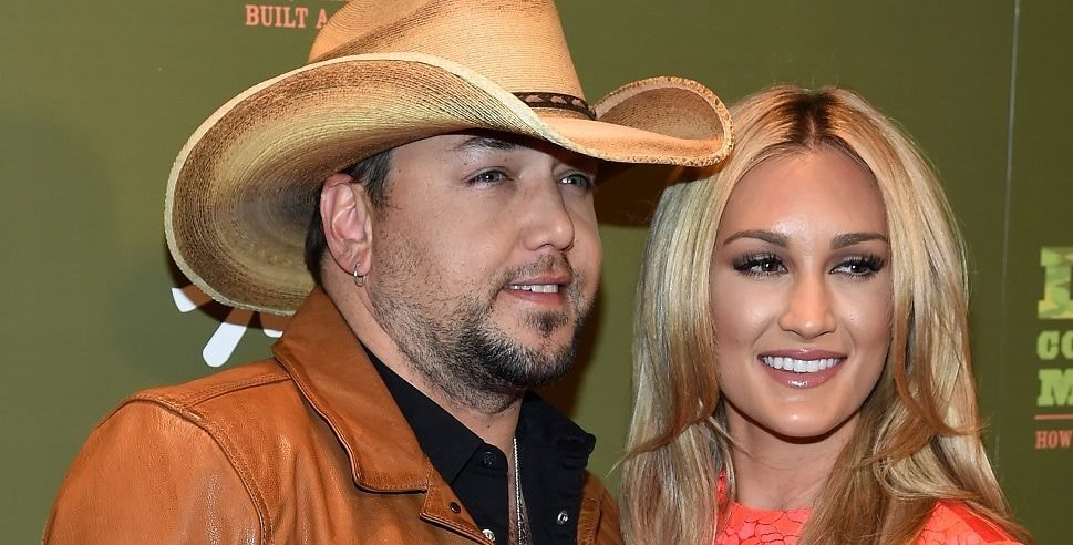 Jason Aldean And His Wife Share Two Very Different Photos Of Their