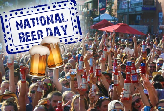 LISTEN: The Best Country Songs For Your 'National Beer Day