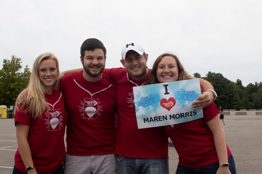 Concert rewind maren morris 9818 maren morris was in town this weekend and we had a blast hanging out with m4hsunfo