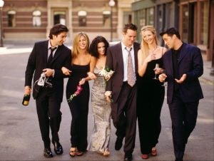 'Friends' Leaving Netflix in 2020, Heading to New WarnerMedia Streaming Service HBO Max