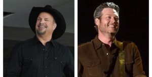 Garth Brooks' 'Dive Bar' Video With Blake Shelton Is Out